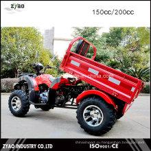 Китай импортирует сельскохозяйственный трейлер ATV