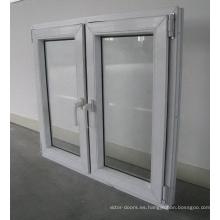 precio de fábrica modificado para requisitos particulares de alta calidad del fabricante de las ventanas de cristal del pvc