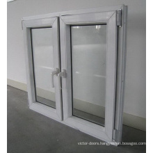high quality customized pvc glass windows manufacturer factory price