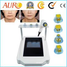 Machine portative de beauté de rajeunissement de peau de Au-68 RF