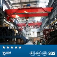 YZ tipo 350/75-450-80 melhores concha ponte rolante
