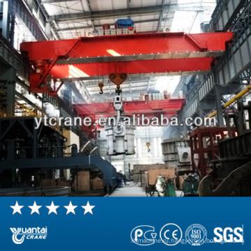 YZ тип 350/75-450-80 лучших ковш мостовой кран