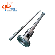 New Arrival chrome extrusion screw and barrel for auger extruder