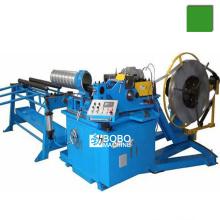 HVAC spiral round galvanized air duct tubeformer machine