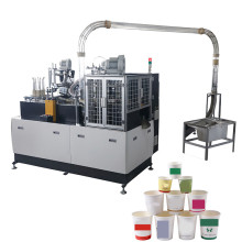 Full Automatic Disposable Paper Cup Making Machine