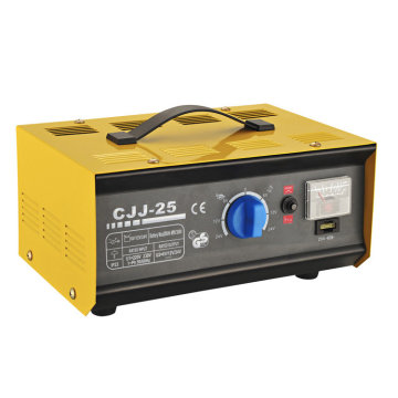 Cargador de batería para la batería de 6V / 12V / 24V
