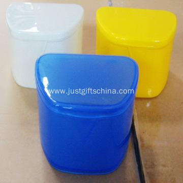 Promotional Spill-proof Denture Bath Case - Bigger Size