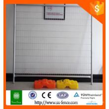 Clôture temporaire clôture extérieure / clôture portative Usine professionnelle
