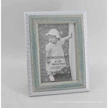 10X15cm PS Photo Frame para Desk Deco