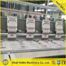 embroidey plana plana alta velocidad plana alta velocidad del bordado de la máquina