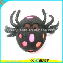 Brinquedo de bola de aranha Squishy da novidade de venda quente