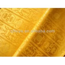 Горячая распродажа дамасской Shadda Базен riche Гвинея парчи Африканский ткань