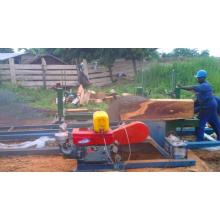 Woodworking Circular Saw Wood Sawmill Machinery with Carriage