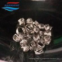 Из ss304,ss316 продает металлические спирали Фенске треугольная спираль наполнителя