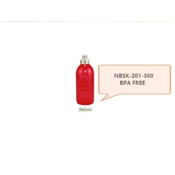 Hot Sale Plastic Water Sports Bottle 380ml
