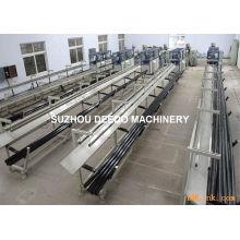 Linha de produção de tubos reforçados com fibra de vidro PPR