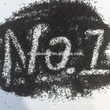Escória de cobre de sopro do material do níquel de cobre 2.5 a 3mm