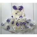 wholesale colorful infant bodysuit floral baby jumpsuit onesie baby girl 100% cotton baby tutu romper
