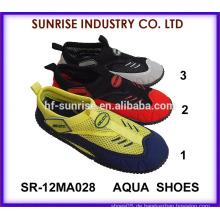 SR-12MA028 Populäre Männer neue Entwurfs-Surfschuhe Großhandels-Wasserschuhe aqua schuhe Wasserschuhe, die Schuhe schuhe