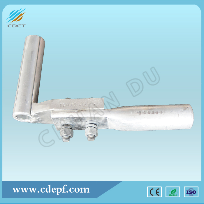 Hydraulic Compression Type Aluminum T-Connector