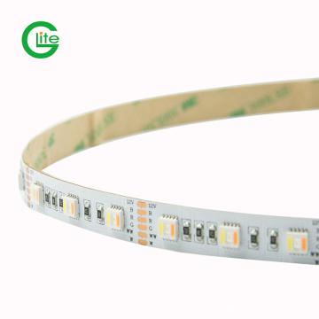 High Brightness LED Light Strip SMD5050 Rgbww 60LED 19W LED Strip DC24 Strip for Decoration