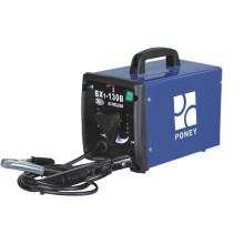 Máquina de solda do arco do soldador do transformador Bx1 portátil da CA