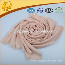 New Design Real Material Woman ODM And OEM Wool Scarf