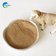 Mur cellulaire de levure de mur de cellules de Saccharomyces Cerevisiae d'alimentation des animaux pour l'alimentation des animaux