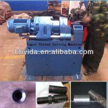 professional manufacture of rebar tapered threading machine