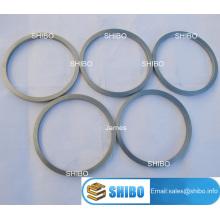 99,95% anéis de molibdênio polidos puros