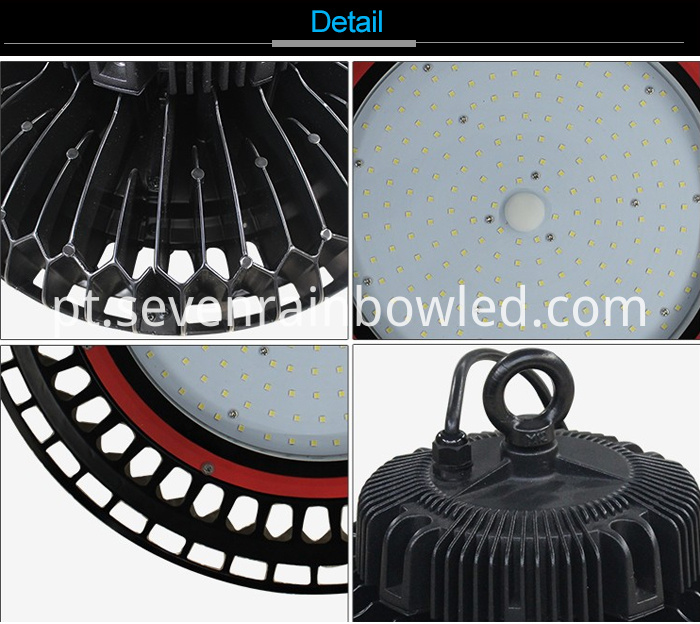 100W led highbay lamp
