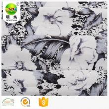 печать жаккардовых рисунков на ткани для живописи красивого цветка