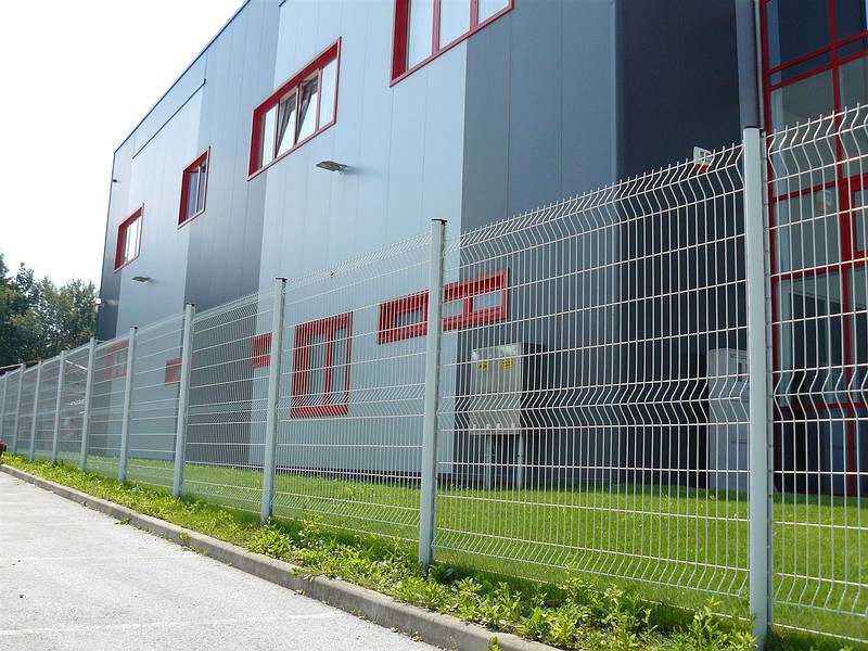 Steel Mesh Safety Fence specification