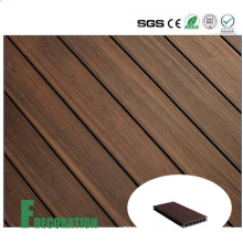 Co-Extrusion Wood Plastic Composite WPC Flooring WPC Decking for Beach