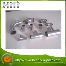 Raccords de tuyauterie en acier inoxydable ASME B16.9