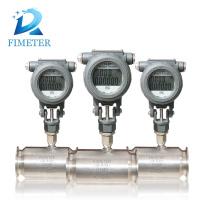 medidor de fluxo de água de plástico eletrônico
