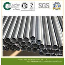 ASTM 2205/2507 Tuyau sans couture en acier inoxydable duplex