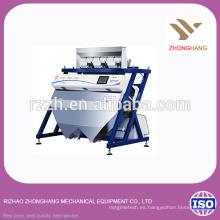 Serie RA precio de la máquina clasificador de color de arroz