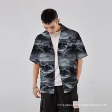 Superfine Fabric Floral Print Fabric Elegant shirt cloth