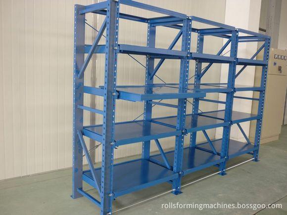 Steel Rack Machine