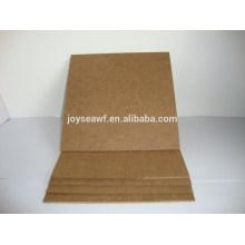 smooth hardboard 1000x2000x2.5mm