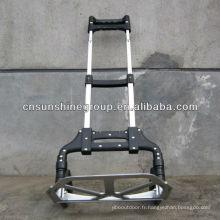 Aluminum lightweight trolley carts