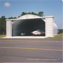Bâtiment préfabriqué en métal pour le hangar d'avion (KXD-SSB1323)