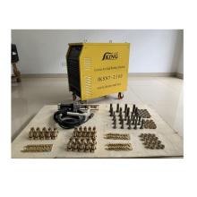 rsn7-2500 inverter welding machine equipment for m4-m28 weld studs for steel deck