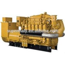 300kw Genset de gas natural con sistema de sincronización venta caliente en Supermaly