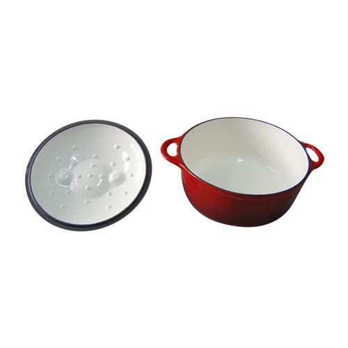 Cast iron Round Cooking Pot