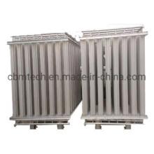 Industrial Air Heated Cryogenic Liquid N2/Nitrogen Vaporizers