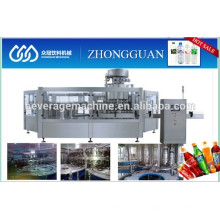 High Precise Carbonated Filling Machinery / Cola Filling Machine