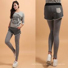 Winter Girl Leggings com Shorts