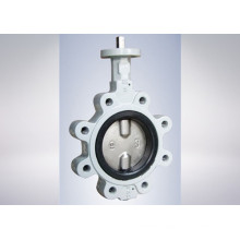 Dn65 Dn80 Wafer Butterfly Valve